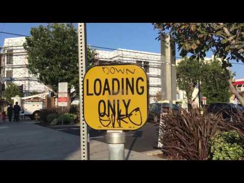Filmic Sensing: Sawtelle, Los Angeles