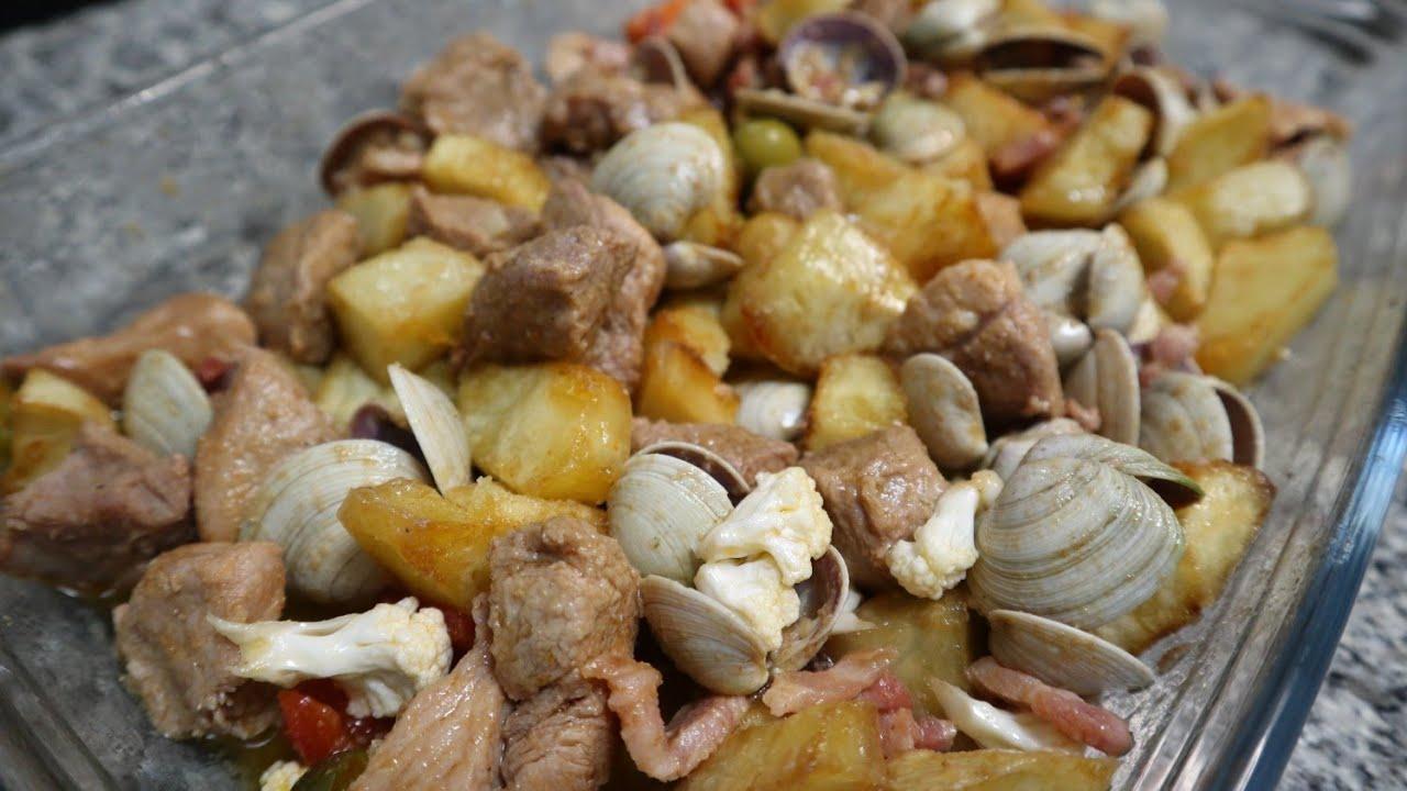 Carne de porco à Alentejana - Teresa Activa