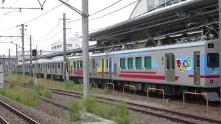 甲種 長津田到着後 構内入換え TOQi 登場 2018/10/11