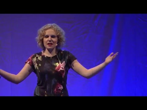 Body Image: Change The Way You See Yourself | Ira Querelle | TEDxMaastrichtSalon