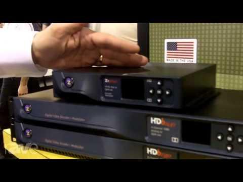 CEDIA 2013: ZeeVee Shows Us Its ZeeVee Pro for HDTV Over Coax