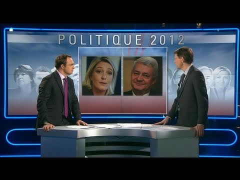 """""""Marine Le Pen compares the """"street prayers"""" to the """"Occupation"""" of France"""""""