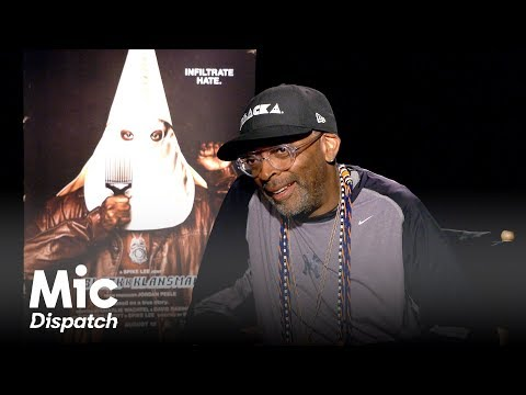 Ron Stallworth On Being The Real BlacKkKlansman | Mic Dispatch ...