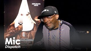 Ron Stallworth On Being The Real BlacKkKlansman | Mic Dispatch