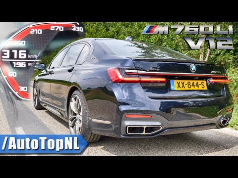 2020 BMW M760Li Acceleration Test Shows An M7 Is Unnecessary