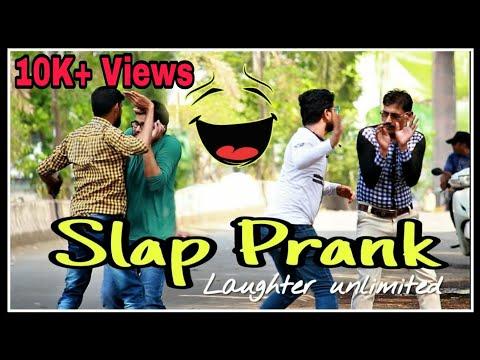 Slap Prank | Prank In India | 2018 Funny Prank | Prankholic |