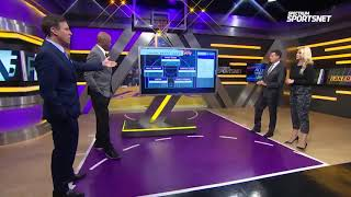 James Worthy On LeBron James Starting At PG For The Lakers This Season!
