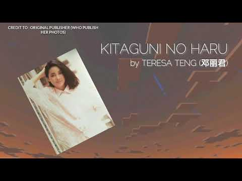 Teresa Teng 邓丽君 - Kitaguni No Haru Lyrics(北国の春)