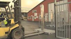 HYDREA H7000 Mobilt Portsystem