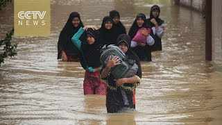 14 killed in widespread Thailand flooding