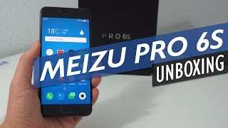 Meizu Pro 6S Unboxing And First Look
