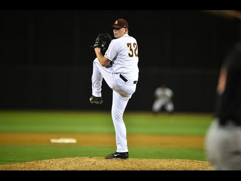 Ryan Burr highlights: Dominant closer looks to jump from desert to big leagues