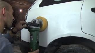 Как быстро и просто отполировать авто(нет не чего сложного в полировке авто...., 2014-08-28T17:33:24.000Z)