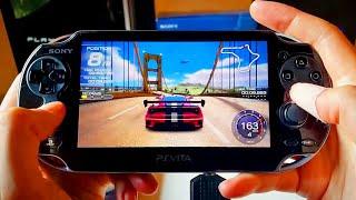 Ridge Racer Gameplay - PS Vita 2019
