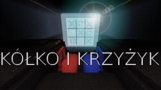 Minecraft KÓŁKO I KRZYŻYK ( TIC-TAC-TOE )