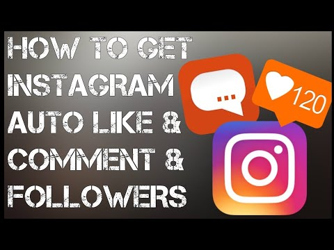 Download How To Auto Like Auto Comment Auto Follower Works Bangla