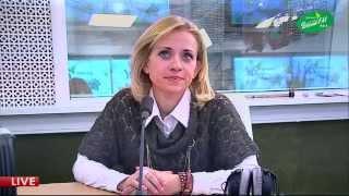 Марина Корпан и Тутта Ларсен. Большая рыба. Радио ВЕСНА FM