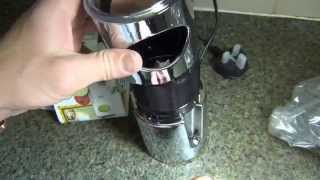 revel ccm104ch wet n dry grinder quick look