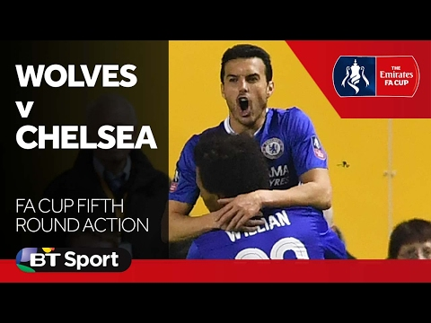 Wolves 0-2 Chelsea | FA Cup highlights