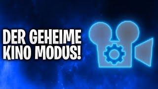 GEHEIMER KINO MODUS IN FORTNITE! 📹 | Fortnite: Battle Royale