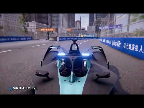 Ghost Racing: Formula E APK - YouTube