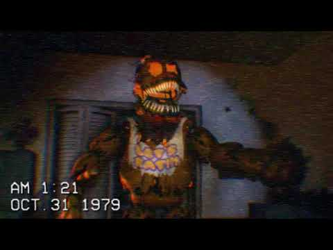 [FNAF] Jack O Chica Halloween Tape - Five Nights at Freddy's 4 thumbnail