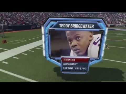 Franchise Mode: Madden NFL 16 - Episode 8 - Bengals Vs. Bills
