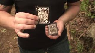 Turn Any Card Into Any Card! Street Magic Revealed!
