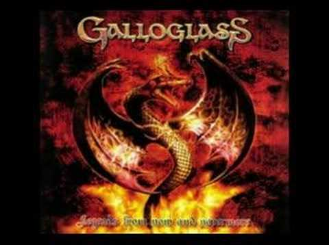 Galloglass - Legends From Now and Nevermore