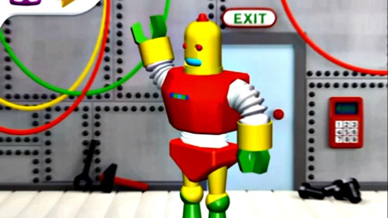 Mon Petit Robot. Jeu D'assemblage. Vidéo En Français
