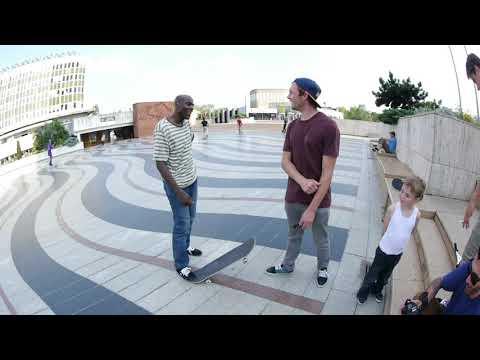 Stephane Larance X Haze Wheels X La Plaza Créteil
