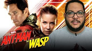 HOMEM-FORMIGA E A VESPA (Ant-Man and the Wasp, 2018) | Crítica sem spoilers