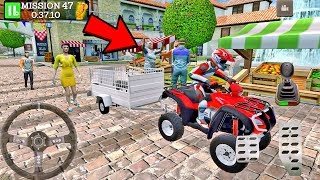 Pizza Delivery Driving Simulator #7 - Driving Games Android gameplay