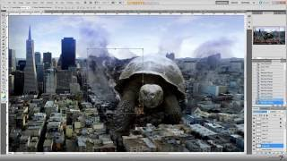 Adobe Photoshop CS5 Черепаха атакует / Ускоренное видео(Ускоренное видео создания Under Attack http://www.creativestation.ru/ Desktop Wallpaper Under Attack 1920x1080: http://10pix.ru/view/883032/2708864/ в ..., 2010-11-07T20:56:00.000Z)