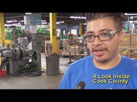 Chicago Cook Workforce Partnership Internship Program