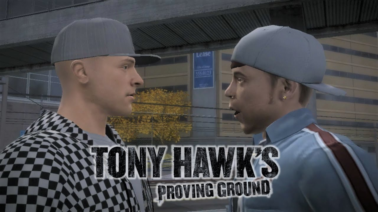 Tony hawk's proving ground review gamespot.