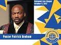 2017 OU Live! Chapel Experience | Speaker Pastor Patrick Graham