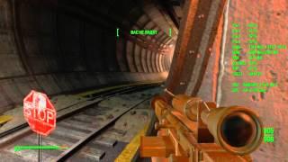 Fallout 4 стелс уровень сложности выживание