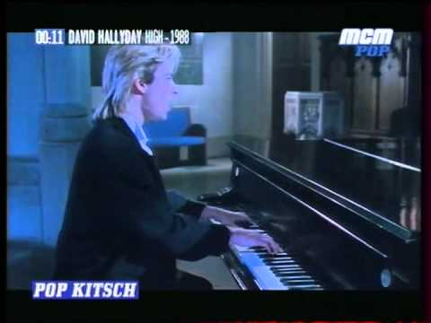 David Hallyday - High