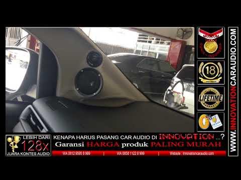 Paket audio mobil Innova Reborn | 1 hari pengerjaan | Innovation car audio Jakarta