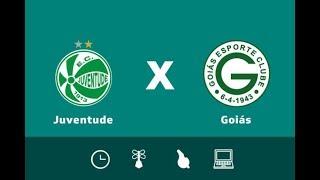 Juventude x Goiás Ao vivo (SOMENTE NARRAÇÃO)