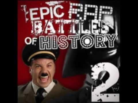 Adolf Hitler vs. Darth Vader 2 Instrumental Extended