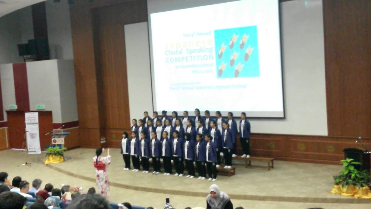 how to teach choral speaking