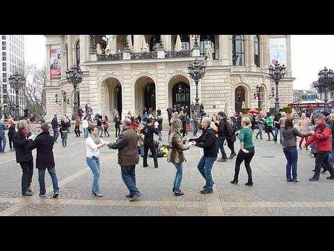 International Rueda Flashmob Day 2015 - Germany - Frankfurt