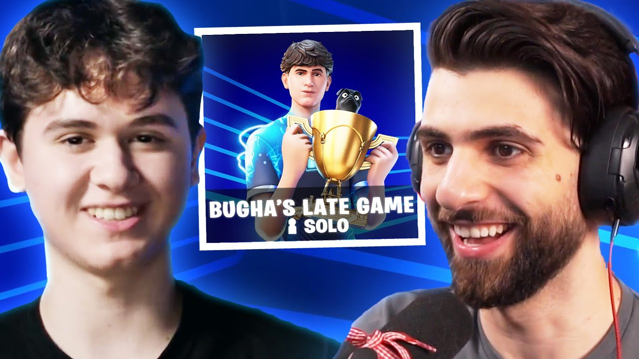 Playing Bugha's LTM with BUGHA!