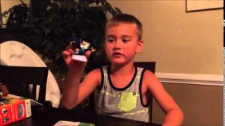 Unboxing and Showing of Skylanders GIANTS