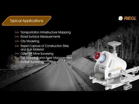 The NEW RIEGL VMQ-1HA High Speed Single Scanner Mobile Mappi