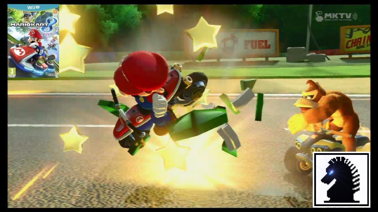 Wii U Mario Kart 8 - D...