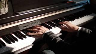 aoi shiori ano hana op piano cover