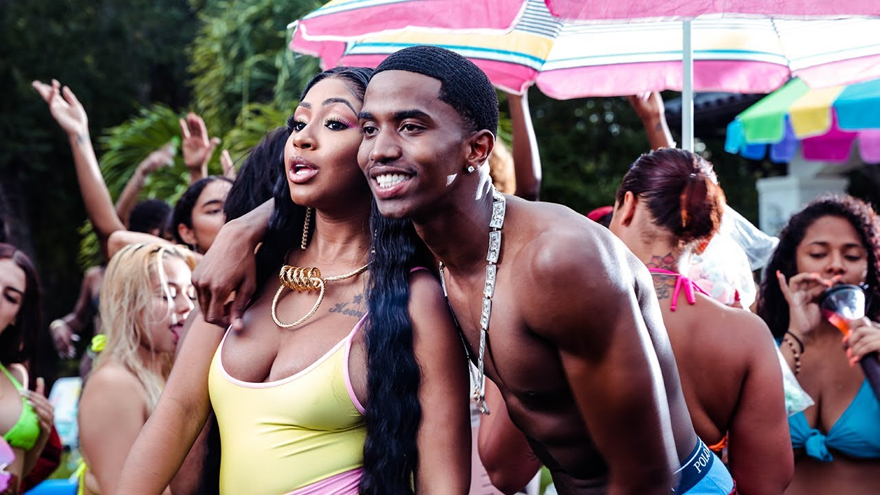 City Girl Summer? King Combs Drops 'Surf' Video FT  City
